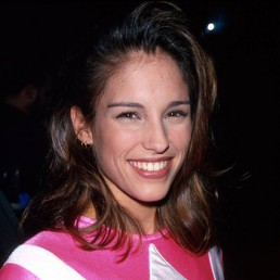 Amy Jo Johnson - Roze Powerranger