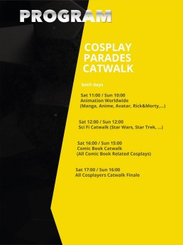 cosplay comic con