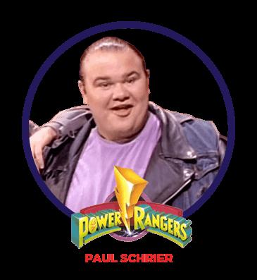 Paul Schrier Comic Con Brussels 2020