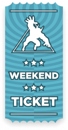 Ticket Weekend