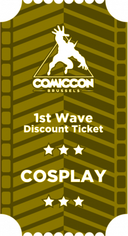 cosplay ticket