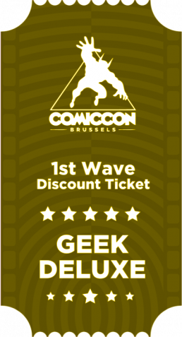 geek ticket