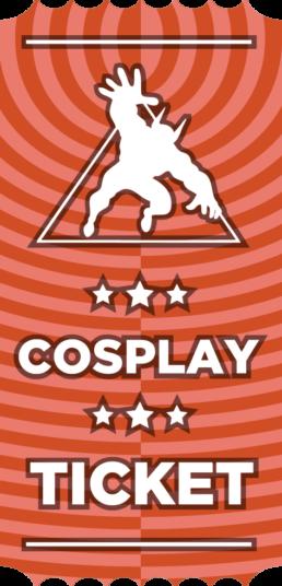 Ticket Cosplay