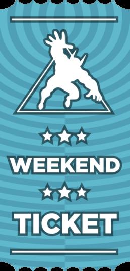Ticket Weekend
