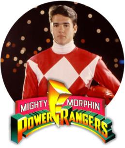 Austin ST John Power Ranger