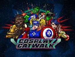 Cosplay catwalk